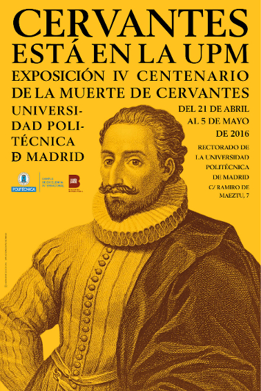 CARTEL CERVANTES