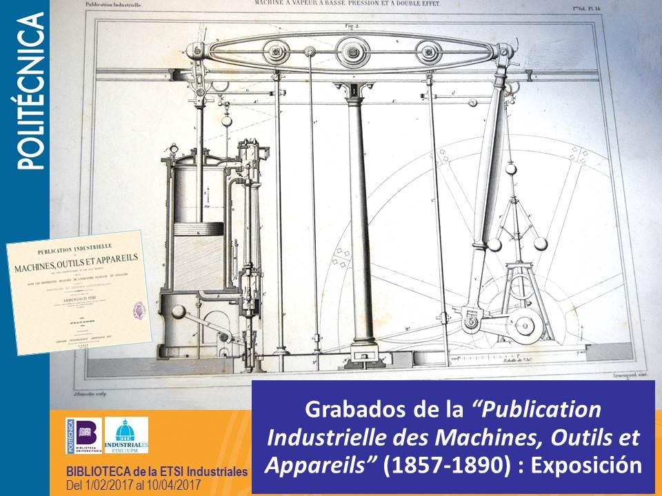 Exposición @bibliotecaetsii febrero 2017