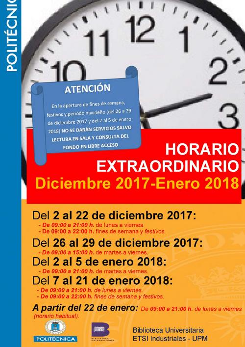 Horario_Bibliotecaetsii_diciembre2017_enero2018