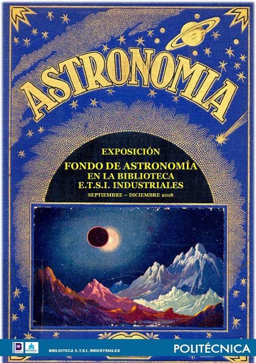 Exposición Astronomía septiembre 2018