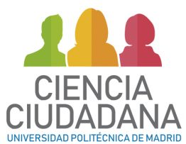 Ciencia ciudadana UPM
