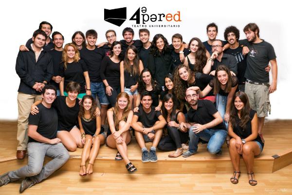 El grupo de teatro de la UPM, 4ª Pared, actúa en Almagro