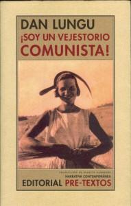Portada Soy un vejestorio comunista