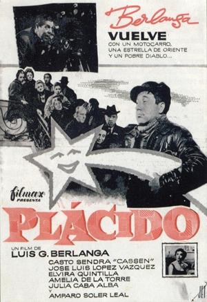 Plácido, de Luis G. Berlanga