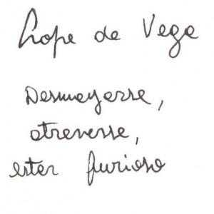 Esto es amor, Lope de Vega