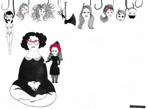 Ilustración de Sara Morante