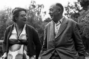 C. S. Lewis y J. Gresham. ¿1958?