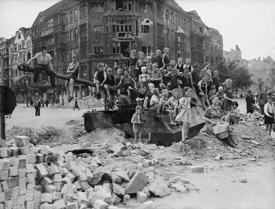 Berlín, enero 1945