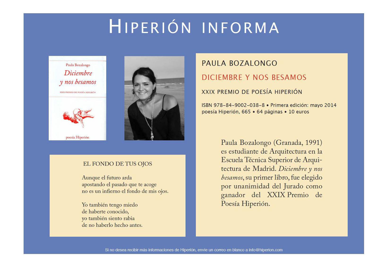 foto, nota biográfica y poesía de la autora