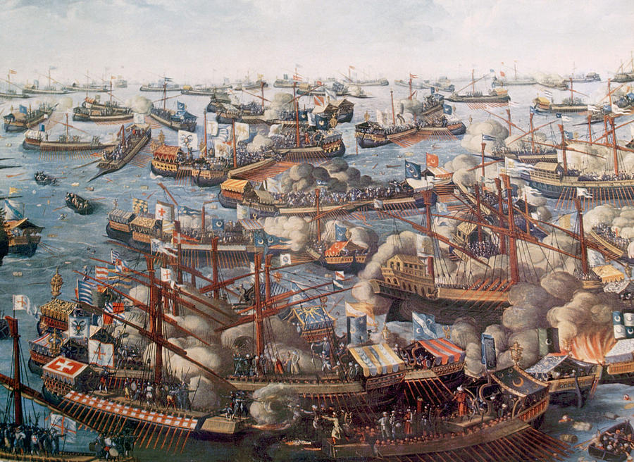 the-battle-of-lepanto-the-fleet-everett
