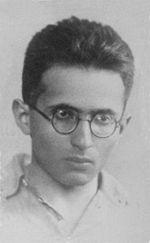 retrato de su marido ejectutado en 1938