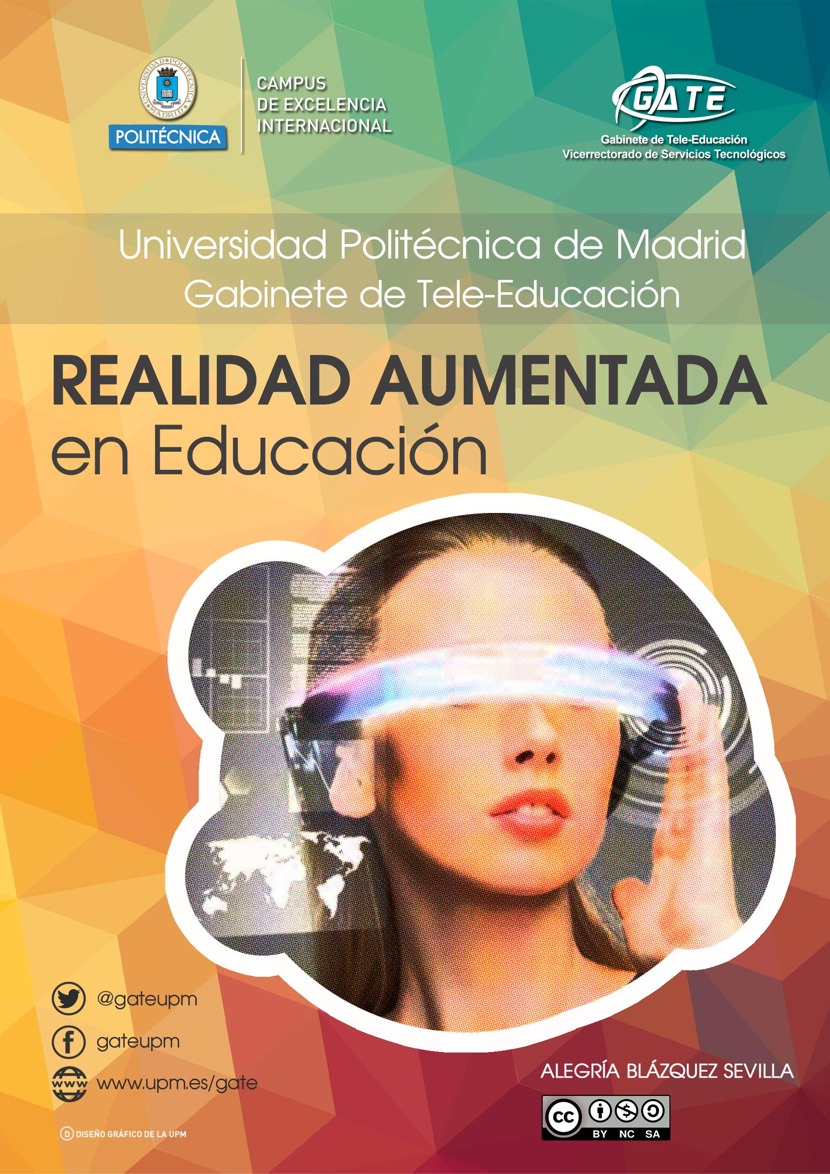 CONOCE OTRA REALIDAD: REALIDAD AUMENTADA EN EDUCACIÓN