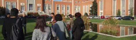 Campus Paseable (Ruta verde por Ciudad Universitaria)