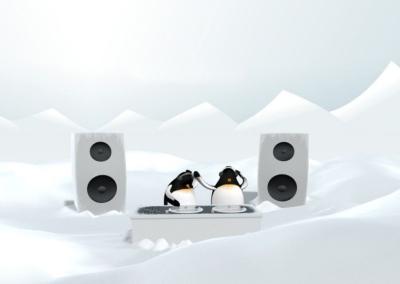 Sonidos de la Antártida