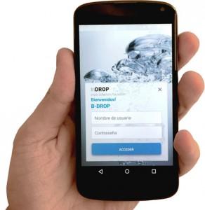 Waterdrop app