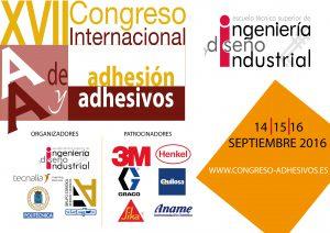 Cartel-Congreso de Adhesión y Adhesivos-1