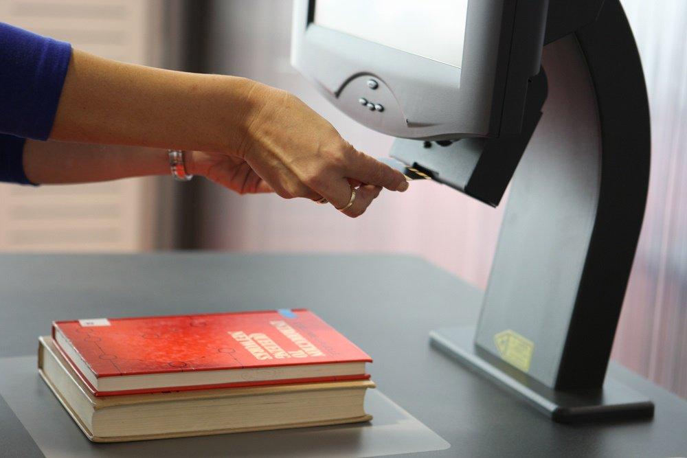 Autopréstamo Bibliotecas UPM