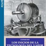 cartel UNO maquinas vapor