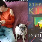 """Erika (y Groucho) leen """" El Instituto"""" de Stephen King"""