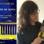 """Juani nos acerca """"El mundo de Sofía"""" de Jostein Gaarder"""