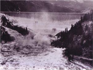 Gibson Dam