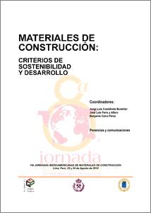Materiales de construcción_Criterios de sostenibilidad y desarrollo