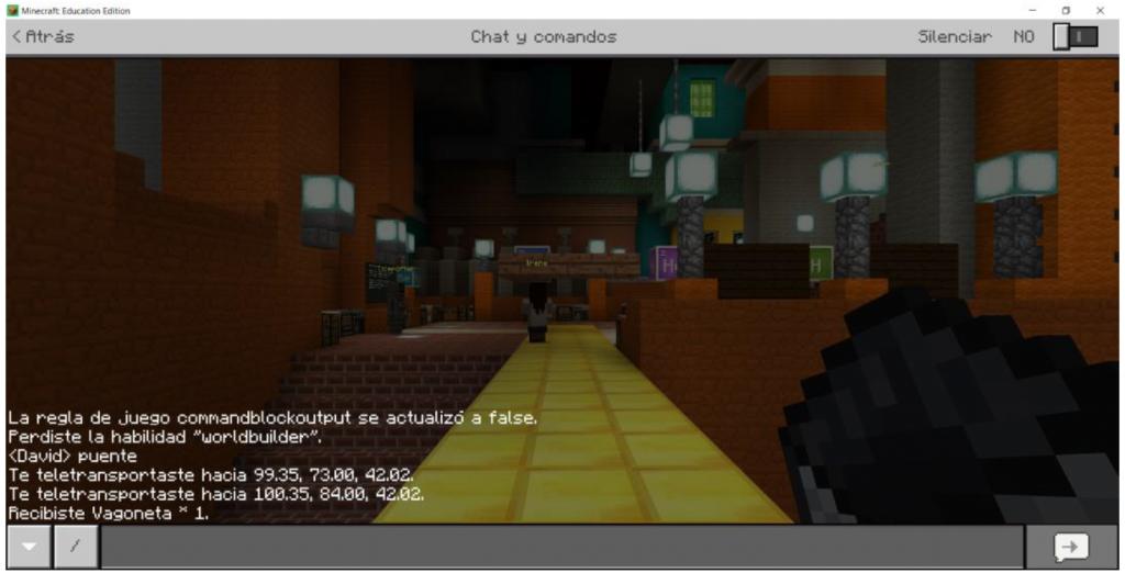 Tynker pantalla para salir del tutorial