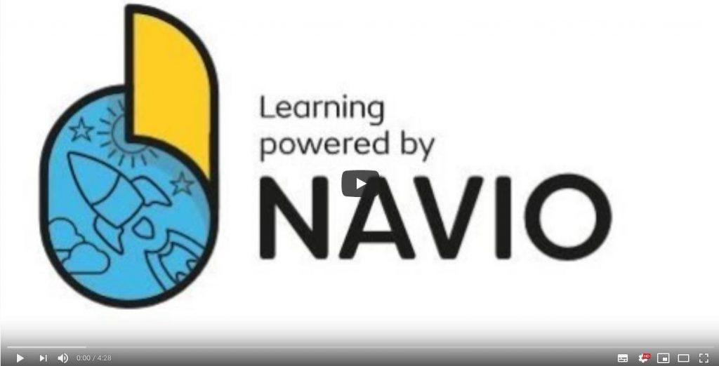 Videotutorial ejemplo de uso Navio Unity