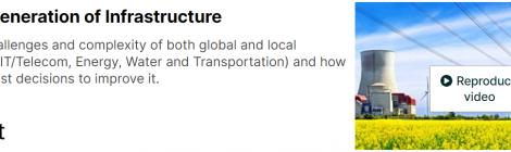 MOOC II: Next Generation Infraestructure