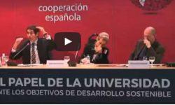 Intervención de Carlos Mataix en el encuentro