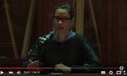 Iliana Olivié, profesora del #masterETD