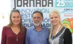 """Jornada """"Innovación en la gestión y cooperación EDLP-LEADER. El medio rural más allá de 2020"""". San Fernando de Henares, Madrid, 25 de octubre 2016."""