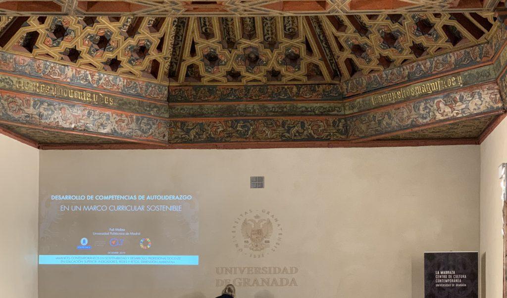 La Madraza. Universidad De Granada.