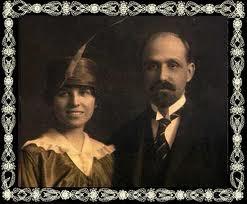 Zenobia Camprubí y Juan Ramón Jiménez