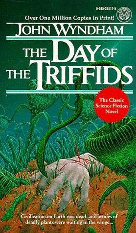 Cubierta de The Day of the Triffids, John Wyndham