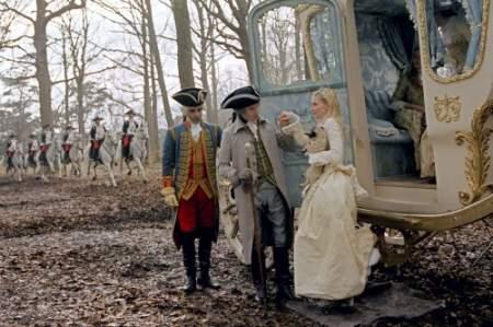 Fotograma de la película : Maríe Antoinette de Sofía Coppola