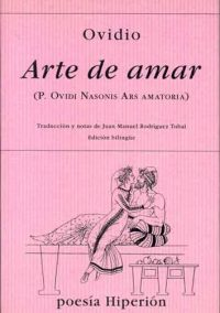 Cubierta de Arte de amar, Ovidio