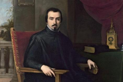 Retrato de Justino de Neve. Murillo.National Gallery. Londres.