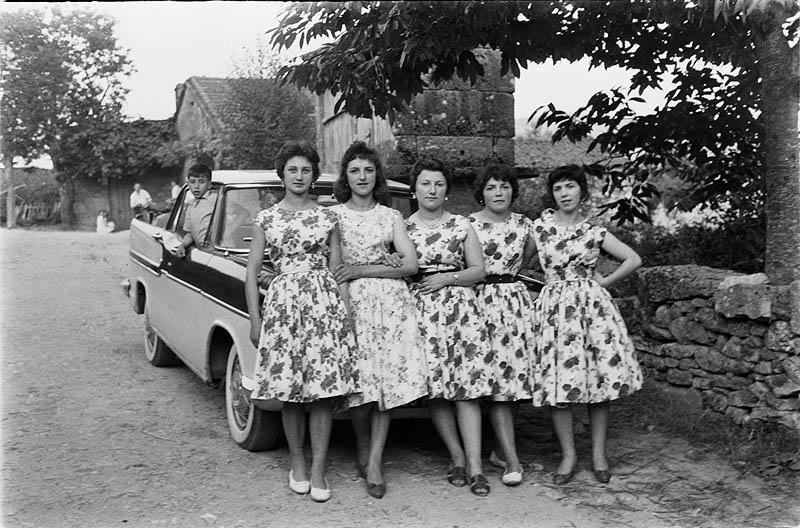 Figueroa, Cerdedo, 1959. Fotografía de Virxilio Vieitez