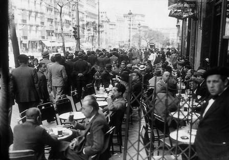 Calle Alcalá, 1926