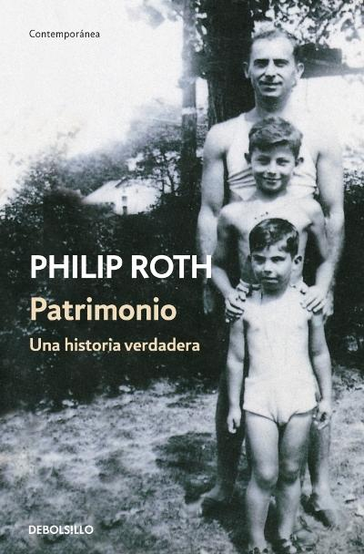 Patrimonio: una historia verdadera, Philiph Roth