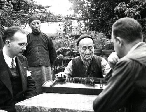 Robert Van Gulik en China