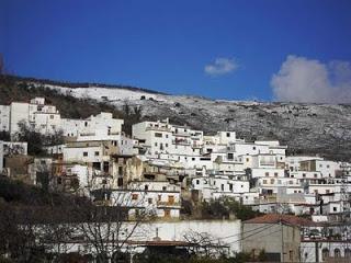 Fotografía de Yegen (Granada)