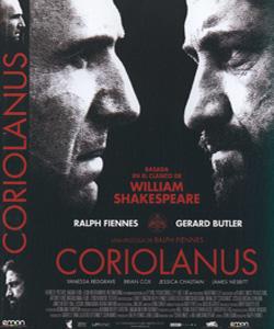 Coriolanus (DVD cover)