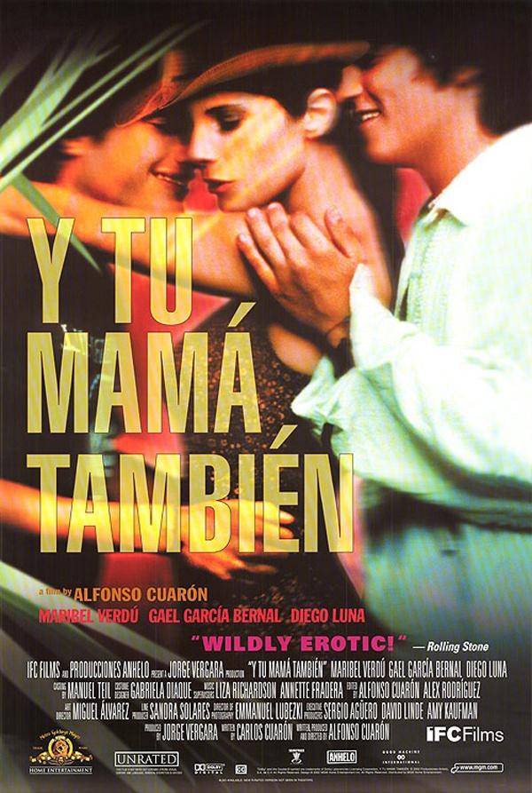 Y tu mamá también - Alfonso Cuarón