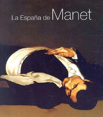 Cubierta de: La España de Manet. Selección de textos y traducción Carlos Melchor