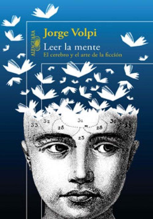 Carátula del libro: Leer la mente, Jorge Volpi