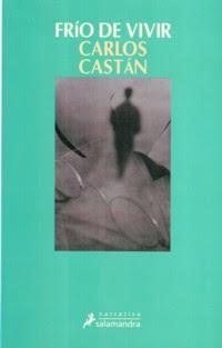 Cubierta de Frío de vivir, Carlos Castán