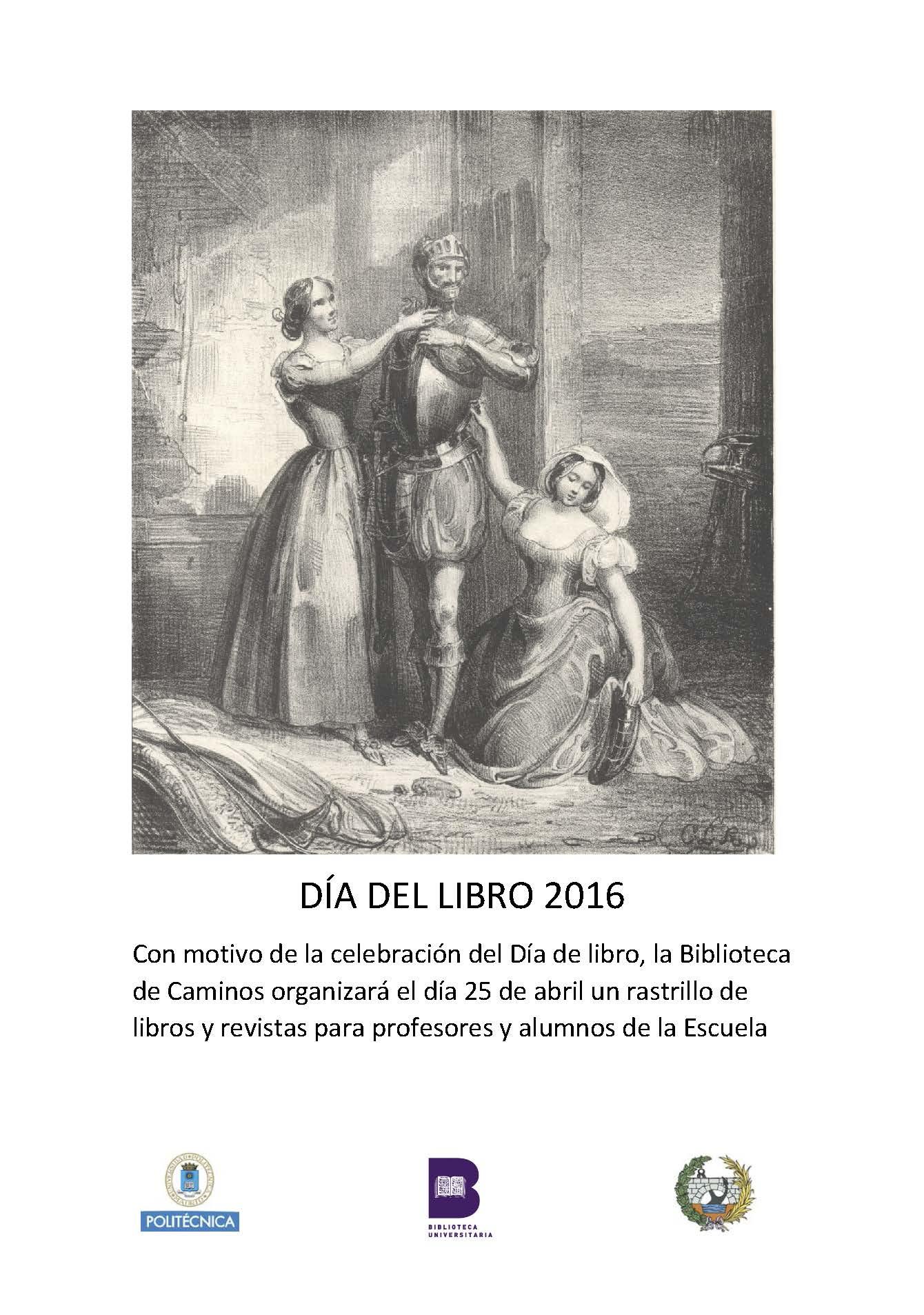 DÍA DEL LIBRO 2016