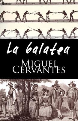 Cubierta de La Galatea. Miguel de Cervantes